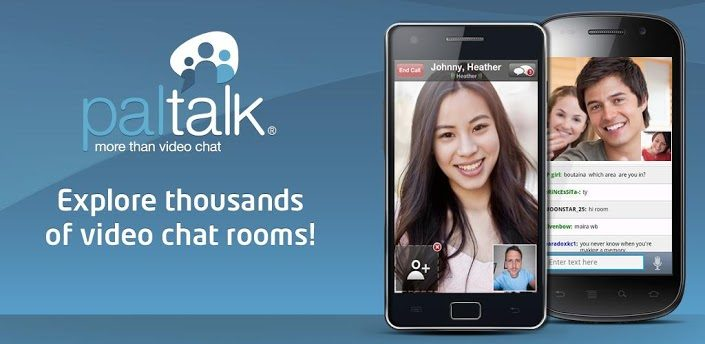 Paltalk Video Chat App